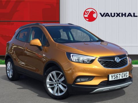 Vauxhall Mokka X 1.4i Turbo Active SUV 5dr Petrol Auto (140 Ps) | YS67GVG