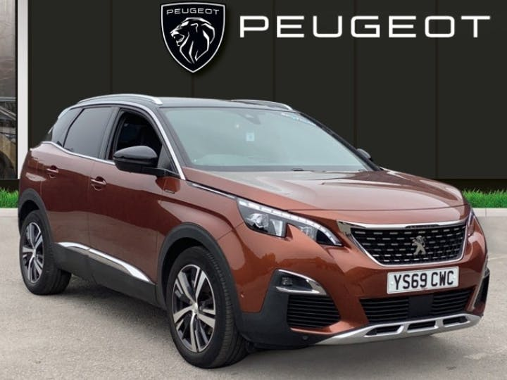 Peugeot 3008 1.5 Bluehdi GT Line SUV 5dr Diesel (s/s) (130 Ps) | YS69CWC | Photo 1
