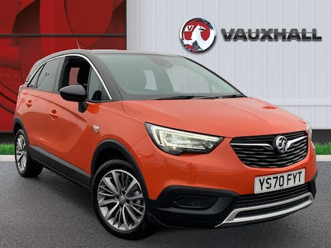 Vauxhall Crossland X 1.2 Griffin SUV 5dr Petrol Manual (s/s) (83 Ps) | YS70FYT