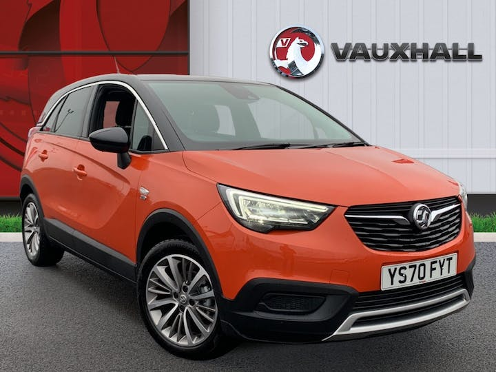 Vauxhall Crossland X 1.2 Griffin SUV 5dr Petrol Manual (s/s) (83 Ps) | YS70FYT | Photo 1