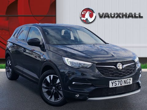 Vauxhall Grandland X 1.5 Turbo D Blueinjection Sport Nav SUV 5dr Diesel Manual (s/s) (130 Ps) | YS70NGZ