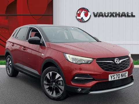 Vauxhall Grandland X 1.5 Turbo D Griffin SUV 5dr Diesel Manual (s/s) (130 Ps) | YS70NHC
