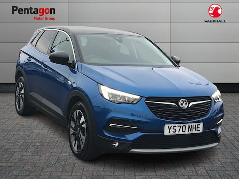 Vauxhall Grandland X 1.5 Turbo D Griffin SUV 5dr Diesel Manual (s/s) (130 Ps) | YS70NHE