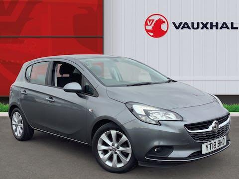 Vauxhall Corsa 1.4i Ecotec Energy Hatchback 5dr Petrol (a/c) (75 Ps) | YT18BHD