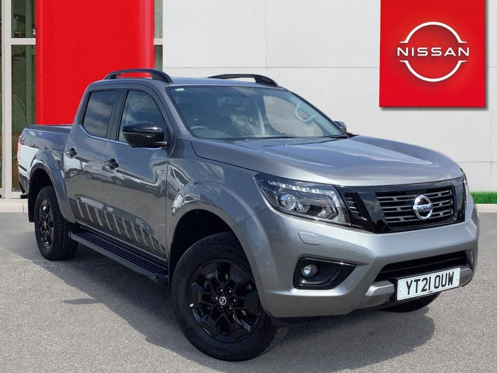 Nissan Navara 2.3 DCi N Guard Double Cab Pickup 4dr Diesel Auto 4wd (190 Ps) | YT21OUW | Photo 1