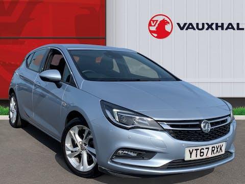 Vauxhall Astra 1.4i Turbo SRi Hatchback 5dr Petrol (150 Ps) | YT67RXK