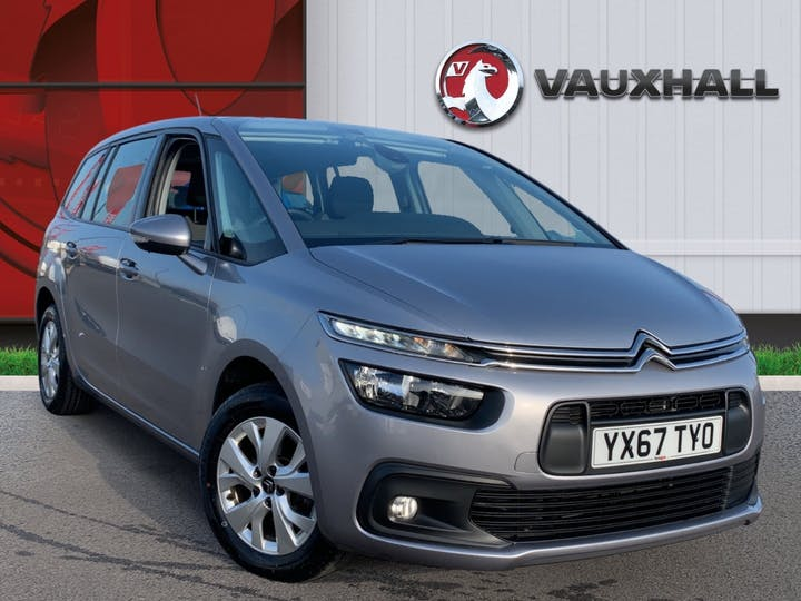 Citroen Grand C4 Picasso 1.6 Bluehdi Touch Edition Mpv 5dr Diesel (s/s) (100 Ps) | YX67TYO | Photo 1