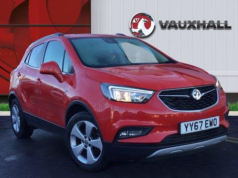 Vauxhall Mokka X 1.6 CDTi Elite Nav SUV 5dr Diesel (s/s) 17in Alloy (136 Ps) | YY67EWO