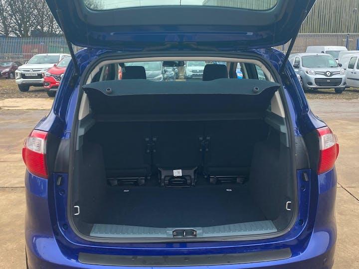 Ford C-MAX 1.6 TDCi Titanium Mpv 5dr Diesel Manual (117 G/km, 113 Bhp) | AX64BYA | Photo 10