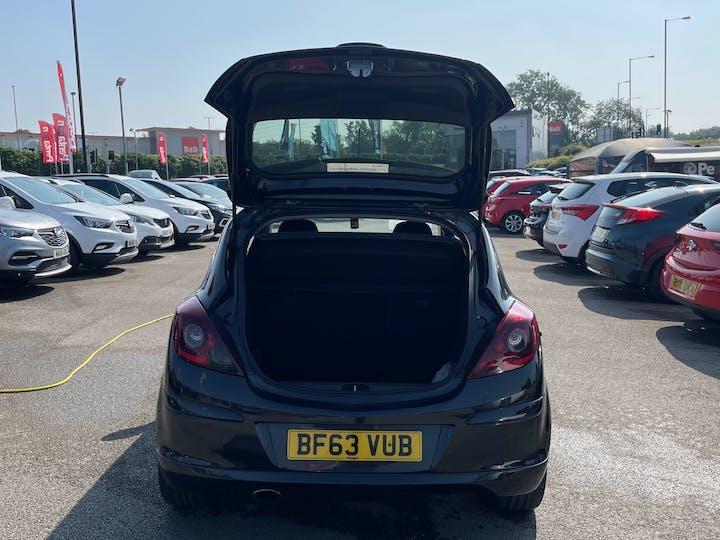 Vauxhall Corsa 1.4 I 16V SRi Hatchback 3dr Petrol Manual (a/c) (129 G/km, 99 Bhp)   BF63VUB   Photo 10