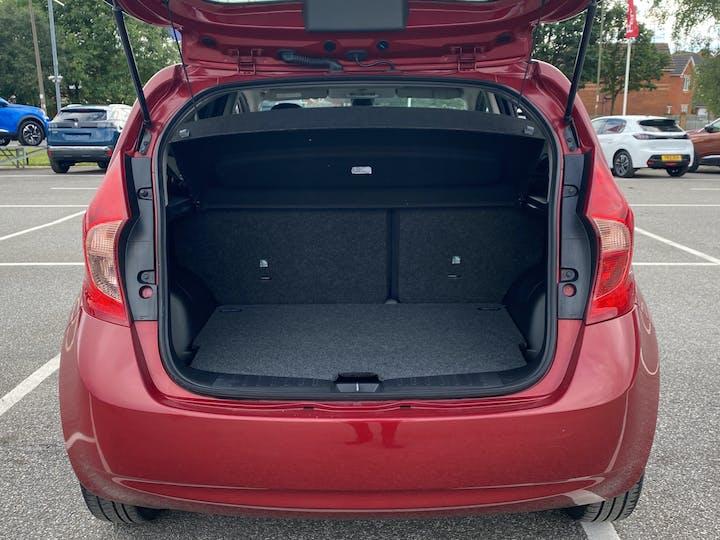 Nissan Note 1.2 Acenta Premium (style Pack) Hatchback 5dr Petrol Manual (109 G/km, 79 Bhp) | BL15OZO | Photo 10