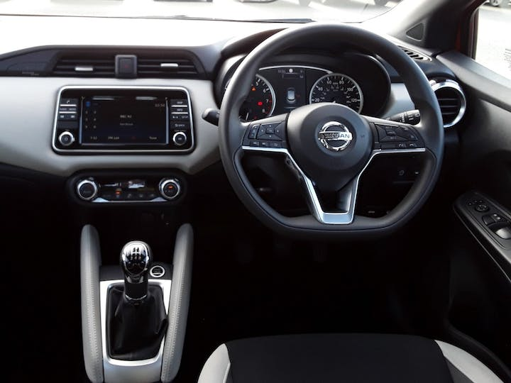Nissan Micra 0.9 Ig T Acenta Limited Edition Hatchback 5dr Petrol Manual (s/s) (90 Ps) | BL67UYS | Photo 10