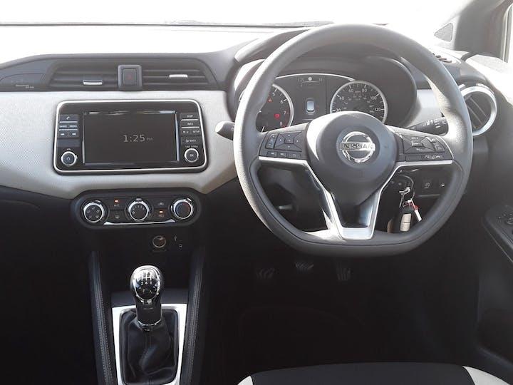 Nissan Micra 0.9 Ig T Acenta Hatchback 5dr Petrol Manual (s/s) (90 Ps) | DA67SKN | Photo 10