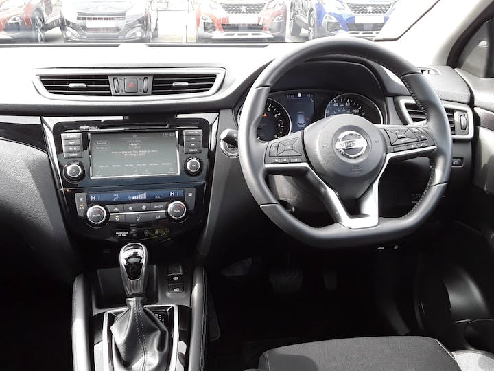 Nissan Qashqai 1.3 Dig T N Connecta SUV 5dr Petrol Dct Auto (s/s) (160 Ps) | DP69NVW | Photo 10