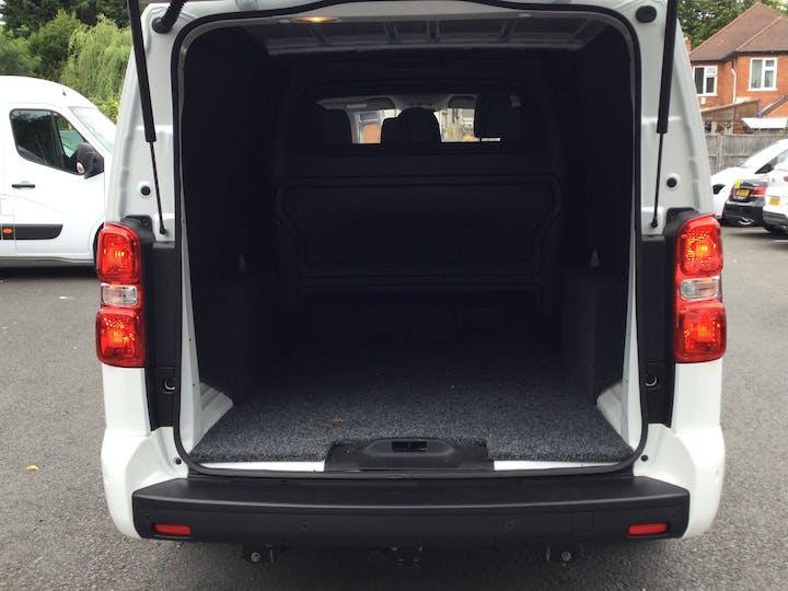 Vauxhall Vivaro L2 Diesel 3100 2.0d 180 Ps Elite H1 D/cab Auto | FD21DWL | Photo 10