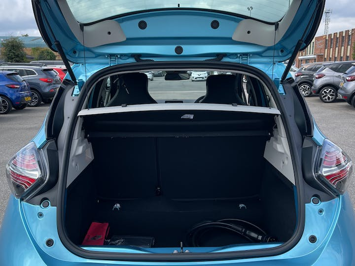 Renault Zoe R135 52kwh GT Line Hatchback 5dr Electric Auto (i) (134 Bhp)   FR21MHO   Photo 10