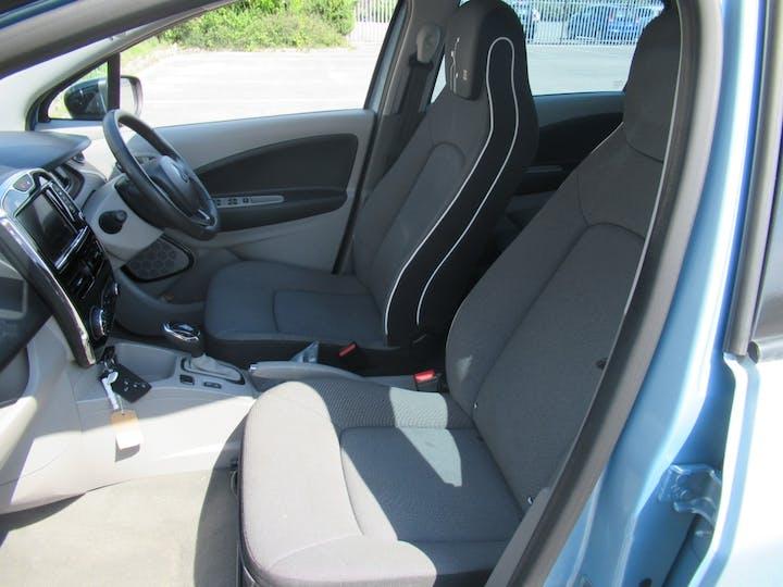 Renault Zoe 22kwh Dynamique Intens Hatchback 5dr Electric Auto (battery Lease) (88 Bhp) | FT14ARU | Photo 10