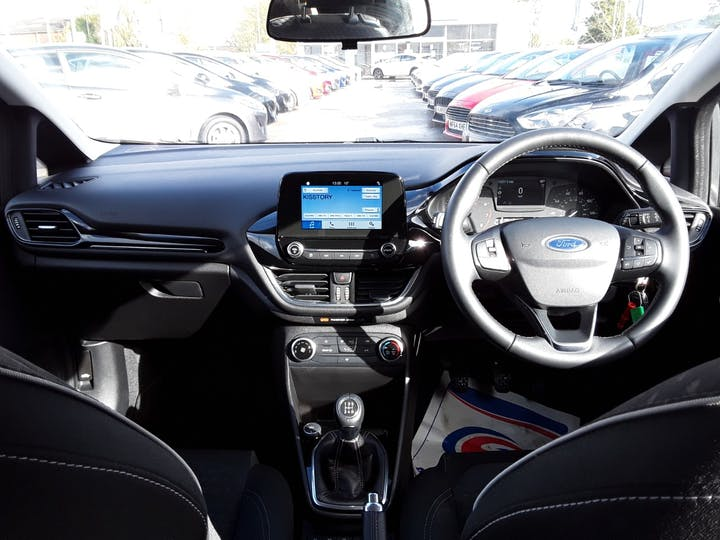 Ford Fiesta 1.1 Ti Vct Zetec Hatchback 3dr Petrol Manual (s/s) (85 Ps) | MA18ZKO | Photo 10