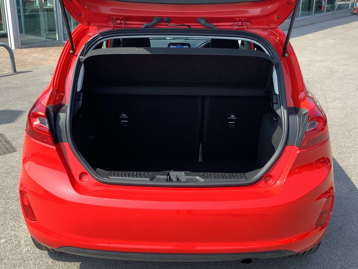 Ford Fiesta 1.0t Ecoboost Titanium Hatchback 5dr Petrol Manual (s/s) (125 Ps) | MA67SVF | Photo 10