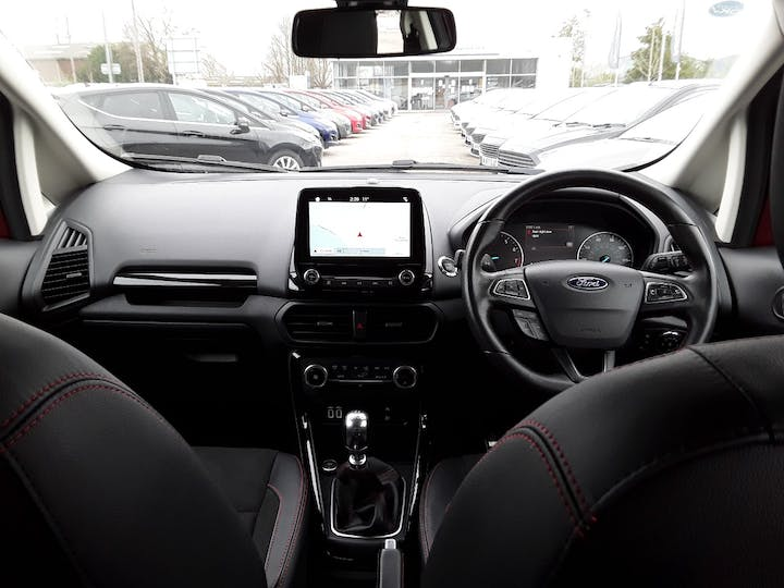 Ford EcoSport 1.0t Ecoboost St Line SUV 5dr Petrol Manual (s/s) (140 Ps) | MC18XHS | Photo 10