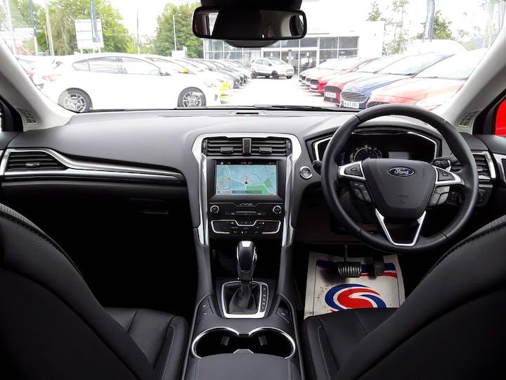 Ford Mondeo 2.0 Tivct Titanium Edition Estate 5dr Petrol Hybrid Cvt (s/s) (17 Inch Alloys) (187 Ps)   MF69TWK   Photo 10