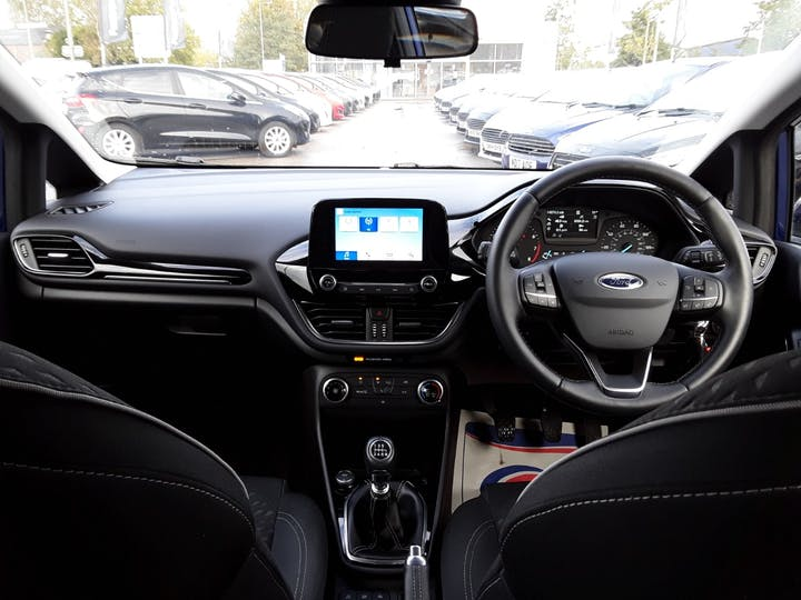 Ford Fiesta 1.0t Ecoboost Zetec Hatchback 3dr Petrol Manual (s/s) (100 Ps)   MJ67XRA   Photo 10