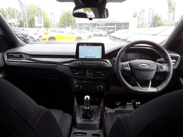 Ford Focus 1.0t Ecoboost St Line Hatchback 5dr Petrol Manual (s/s) (125 Ps) | ML19VBF | Photo 10