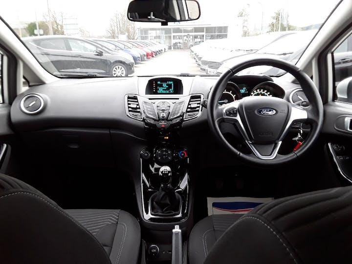 Ford Fiesta 1.25 Zetec Hatchback 3dr Petrol Manual (122 G/km, 81 Bhp) | MP65NLO | Photo 10