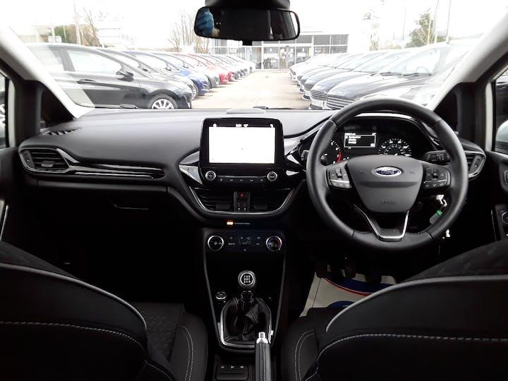 Ford Fiesta 1.1 Zetec 3dr   MT18BNX   Photo 10