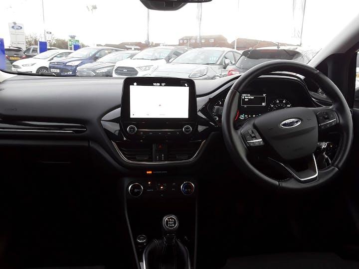 Ford Fiesta 1.1 Ti Vct Zetec Hatchback 5dr Petrol Manual (s/s) (85 Ps) | MT18CNN | Photo 10
