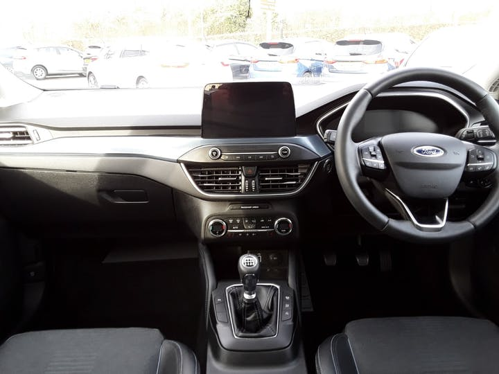 Ford Focus 1.0t Ecoboost Active X Hatchback 5dr Petrol Manual (s/s) (125 Ps) | MT69BSV | Photo 10
