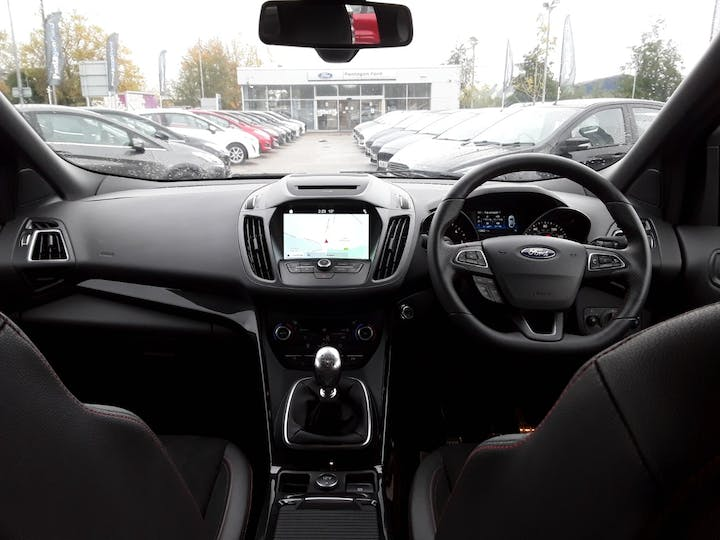 Ford Kuga 1.5 TDCi St Line SUV 5dr Diesel Manual (s/s) (120 Ps) | MX68TZO | Photo 10