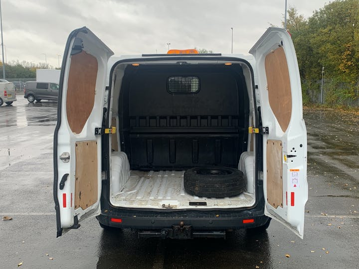 Ford Transit Custom 310 2.0 TDCi 130PS Trend Low Roof Doublecab   SJ18AOY   Photo 10