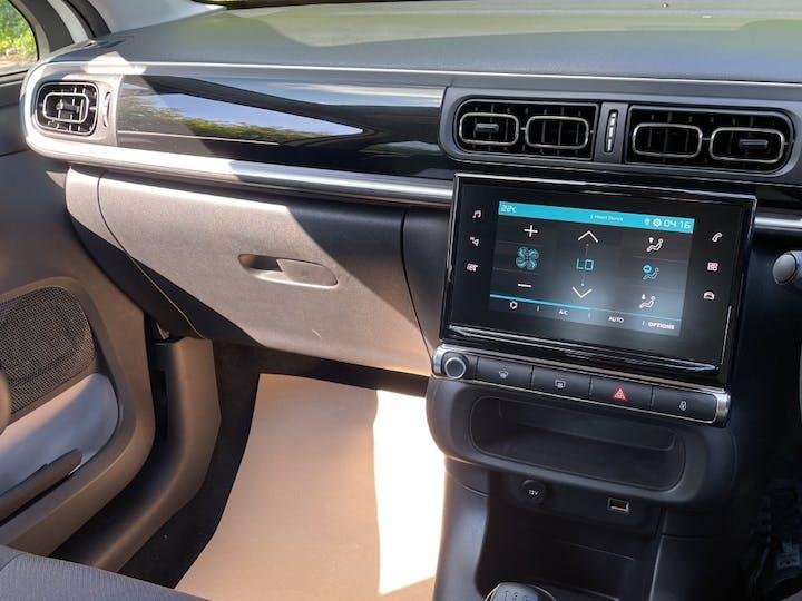 Citroen C3 1.2 Puretech Flair Hatchback 5dr Petrol Manual (s/s) (82 Ps) | WV19RGO | Photo 10