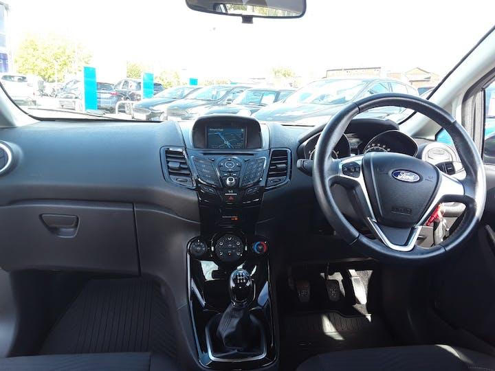 Ford Fiesta 1.25 Zetec Hatchback 3dr Petrol Manual (122 G/km, 81 Bhp) | YA17PTU | Photo 10