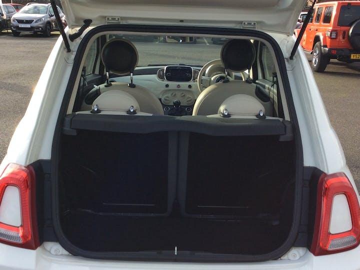 FIAT 500 1.2 8V Lounge Hatchback 3dr Petrol Manual (s/s) (69 Bhp) | YH65XVF | Photo 10