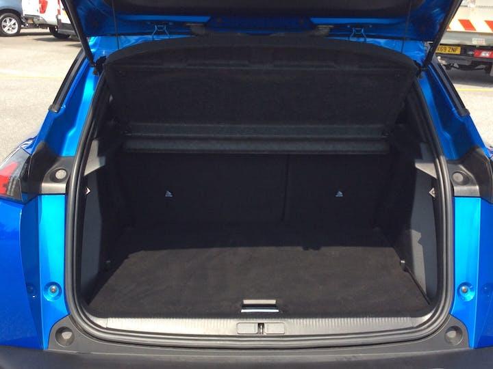 Peugeot 2008 1.2 Puretech GT Line SUV 5dr Petrol Manual (s/s) (130 Ps)   YP20XXR   Photo 10