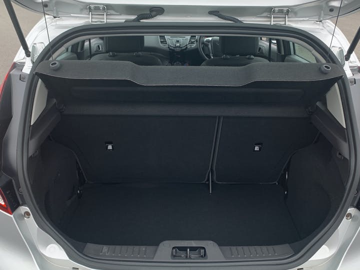 Ford Fiesta 1.25 Zetec Hatchback 5dr Petrol Manual (120 G/km, 81 Bhp)   YR14XRP   Photo 10