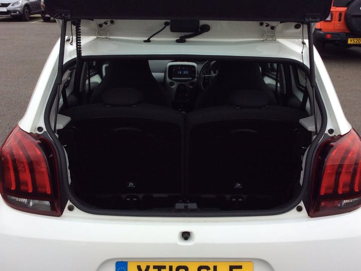 Peugeot 108 1.0 Active Hatchback 5dr Petrol (68 Ps) | YT18CLF | Photo 10