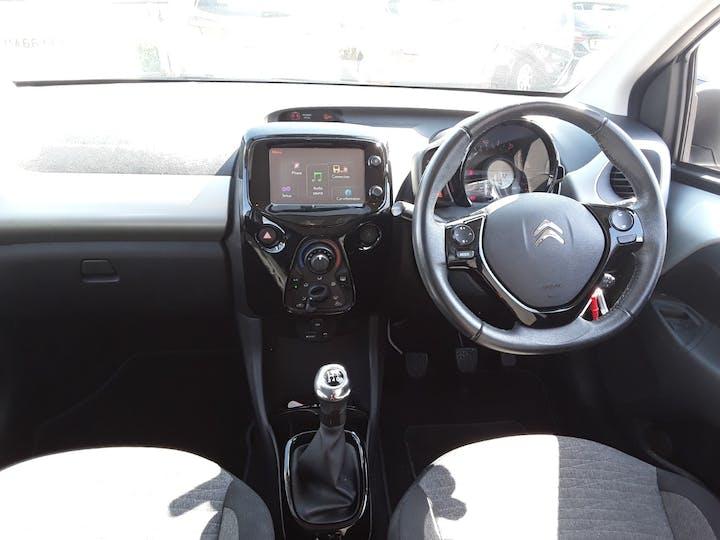 Citroen C1 1.2 Puretech Flair Hatchback 5dr Petrol Manual (82 Ps) | YX65OKO | Photo 10