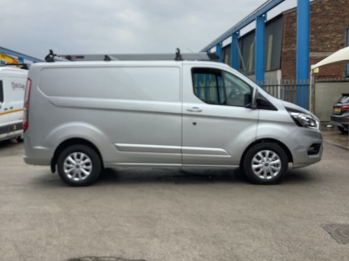 Ford Transit Custom 340 1.0 Ecoboost PHEV 126PS L1 Low Roof Limited Auto   65N008175   Photo 11