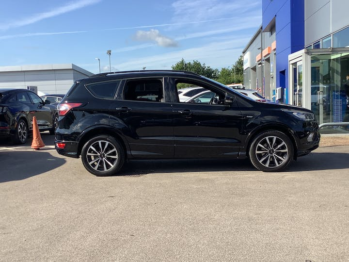 Ford Kuga 1.5t Ecoboost St Line SUV 5dr Petrol Manual (s/s) (150 Ps) | AU18WCC | Photo 11