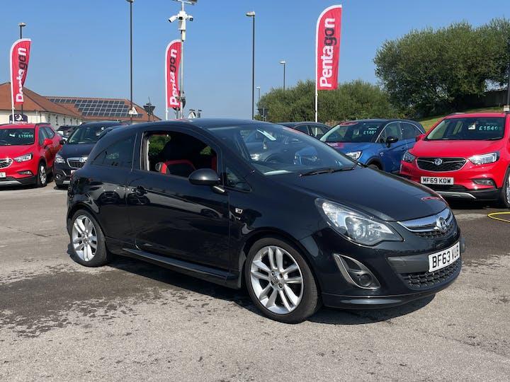 Vauxhall Corsa 1.4 I 16V SRi Hatchback 3dr Petrol Manual (a/c) (129 G/km, 99 Bhp)   BF63VUB   Photo 11