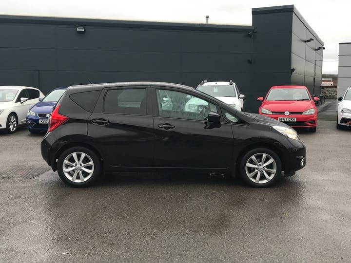 Nissan Note 1.2 Dig S Tekna Hatchback 5dr Petrol Manual (99 G/km, 97 Bhp) | BF64NKC | Photo 11