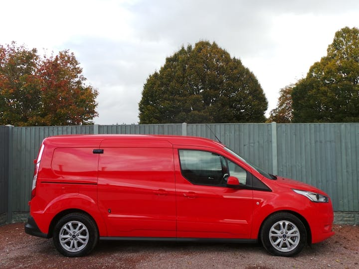Ford Transit Connect 240 1.5 Ecoblue 120PS L2 H1 | BN69UPB | Photo 11