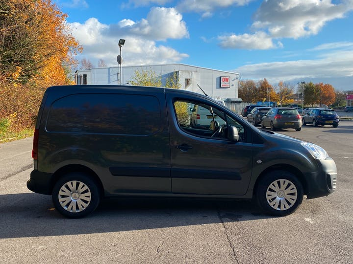 Citroen Berlingo 1.6 Bluehdi 850 Enterprise L1 Panel Van 5dr Diesel Manual (112 G/km, 100 Bhp) | DK67YRR | Photo 11