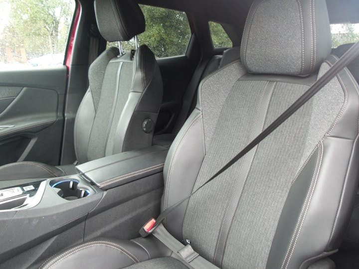 Peugeot 3008 1.6 Thp GT Line 5dr Eat6 Auto   DP18XVT   Photo 11