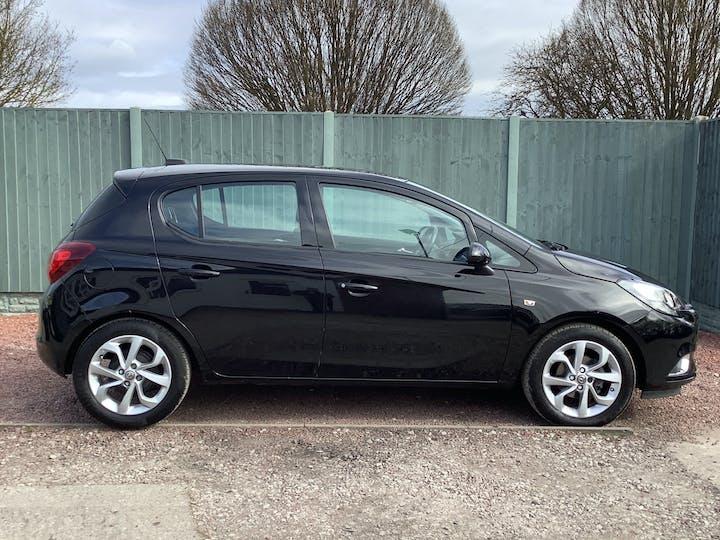 Vauxhall Corsa 1.4i Ecotec SRi Nav Hatchback 5dr Petrol (90 Ps) | DY68PXZ | Photo 11