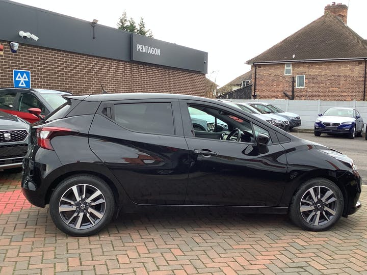 Nissan Micra 1.5 DCi N Connecta Hatchback 5dr Diesel Manual (s/s) (90 Ps) | FN68LSZ | Photo 11