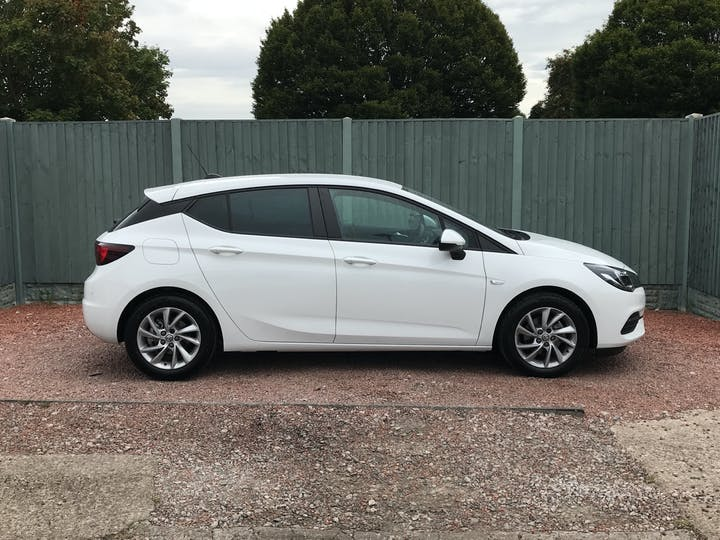 Vauxhall Astra 1.5 Turbo D Business Edition Nav Hatchback 5dr Diesel Manual (s/s) (122 Ps)   FP20OPA   Photo 11